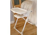 HIGH CHAIR MADE BY JOIE.ONLY £10