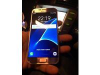 Samsung s7 unlocked rose gold couldd Deliver