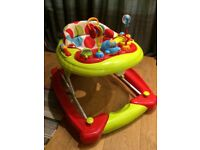 Red Kite Baby walker £15