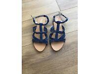 Accessorize sandals brand new