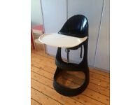 IKEA high chair with detachable tray