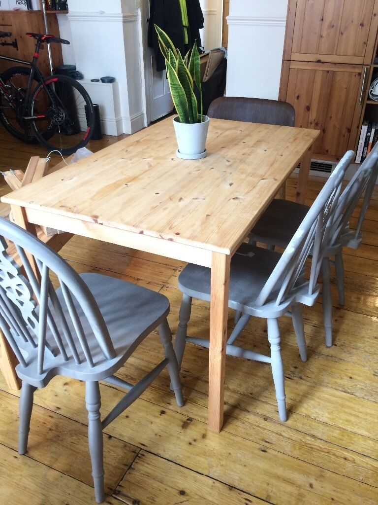 ikea ingo table in clifton bristol gumtree. Black Bedroom Furniture Sets. Home Design Ideas