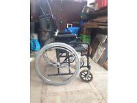 Roma medical 1000 self propel wheelchair