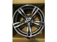 "Brand new 19"" Alloy wheels BMW ."