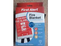 Brand new boxed fire blankets