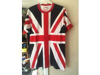 England Shirt size medium look new