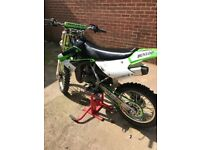 Kawasaki kx 85 big wheel 2006