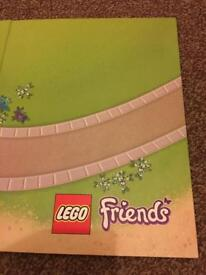 Lego friends large reversible base mat