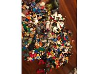 Lego Minifigs job lot