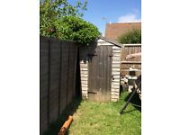 Free small garden shed