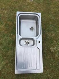 Franke sink (stainless steal)