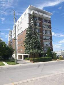 Central 2 Bedroom Apartment  with Balcony!