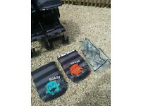 Cosatto double buggy £150 o.n.o, in great condition!