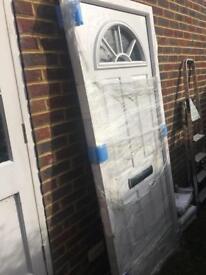 New Composite external door