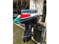 Yamaha 8hp short shaft 2-stroke in excellent condition