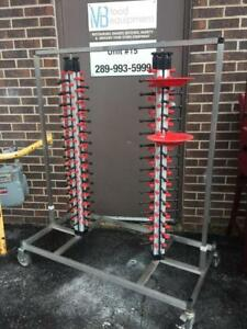 Mobile Plate Stacking System  Plate-Mate