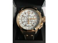 TW STEEL CEO1020 LARGE MENS QUALITY WATCH