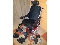 Sunrise Medical Salsa M Powerchair Electric Wheelchair