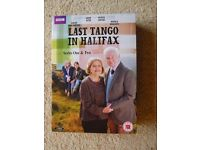 Last Tango in Halifax Series 1 & 2 DVD's (NEW)