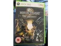 Xbox 360 - Mortal Kombat DC Universe