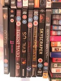 80+ dvd job lot