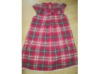 GIRLS DRESSES AGE 6-7 -8 YRS