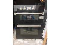 Hotpoint UCL O8 CB electric built-under oven - BRAND NEW - all documents - original packing