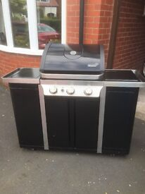 Large BBQ (Gas) For Sale