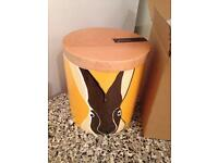 Joules Hare storage jar - brand new