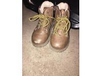 Kids' Fila shoes size 6