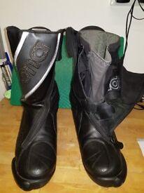 Daytona EVO Sports GTX GoreTex motorcycle boots