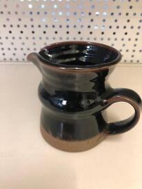 Brown jug