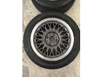 BMW BBS design alloy wheels