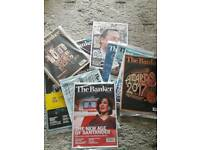 The Banker Magazines