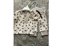 BNWT Baby outfit up to a month