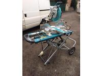 Makita LS1216L Saw and Stand