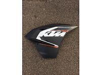 KTM RC125 fairing