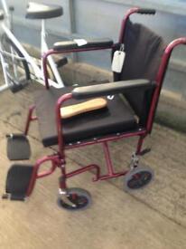 Wheel chair light weight