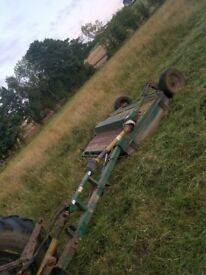 9ft major grass topper