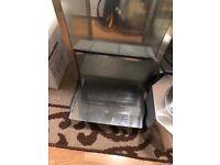 Nachos warmer + JM posner pump dispenser