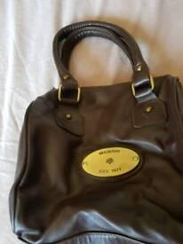 Small brown bag
