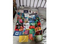 Social work books x 37. All reasonable condition, £160 ono.
