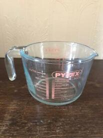 Pyrex old jug