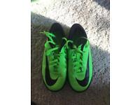 Nike mercurial x Astro trainers