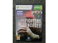 Xbox 360 game fighters uncaged