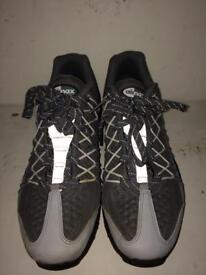 Men's Nike Air Max 95 Ultra Cool Grey UK 9.5