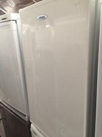 White cool zoon undercounter freezer good condition with guarantee