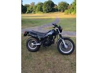Yamaha TW 125 Trailway Offroad/Onroad MOT April next year not 250 scooter Honda 50cc
