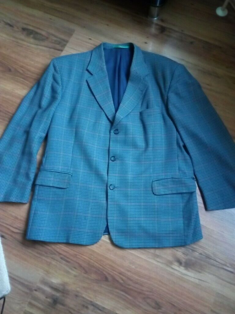ba91b608 Men's vintage sports jacket by Becker of Germany (size 44