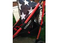 Cosatto Yo 2 All Star pushchair